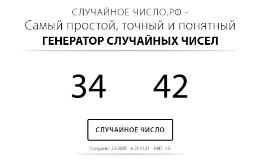Итоги конкурса в феврале