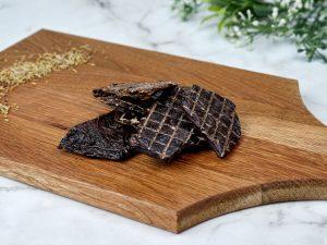 Легкое говяжье сушеное – 80 гр.